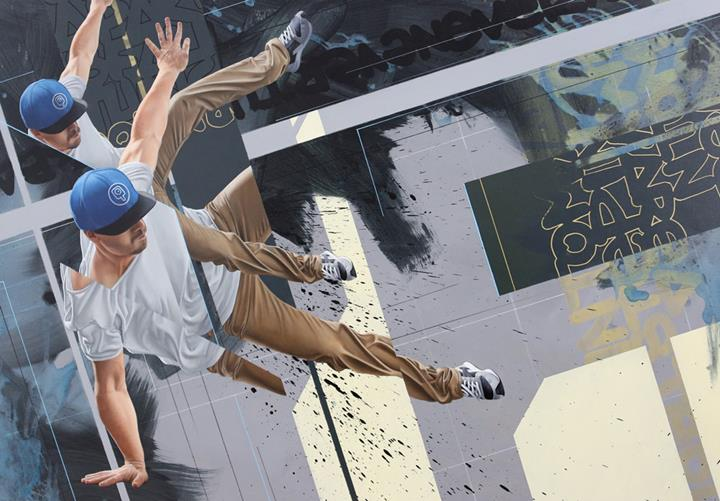 James Bullough - Windmill