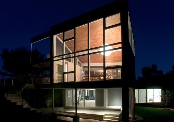 James Cleary Architecture - evening
