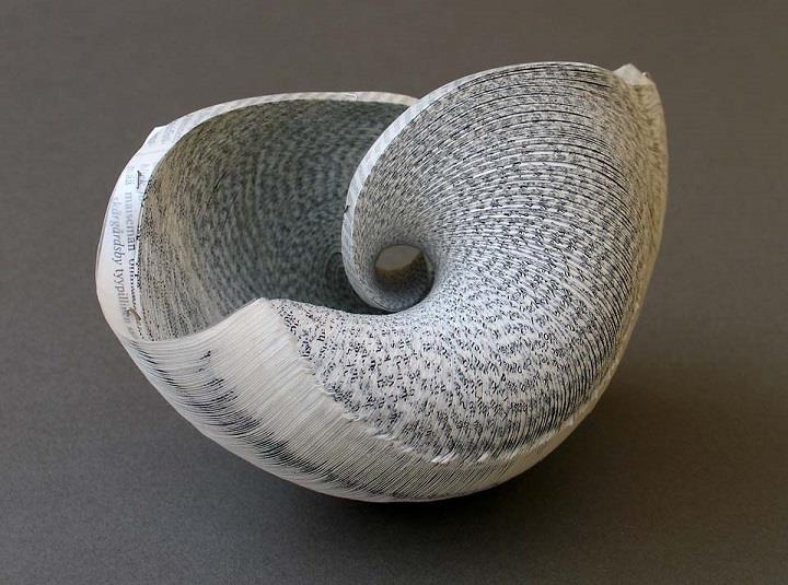 Janna Syvanoja - sculpture shell