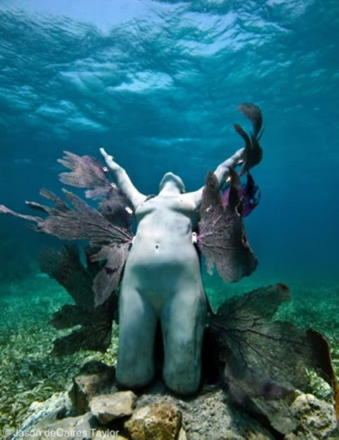 Jason deCaires Taylor: Underwater Sculptures