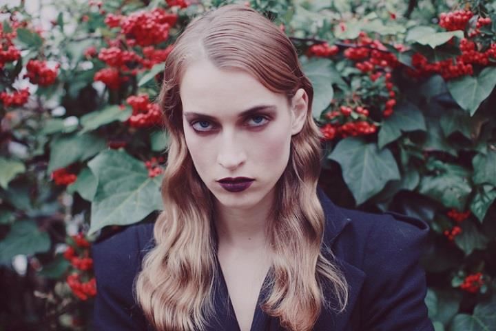 Jessica Klingelfuss - dark lips