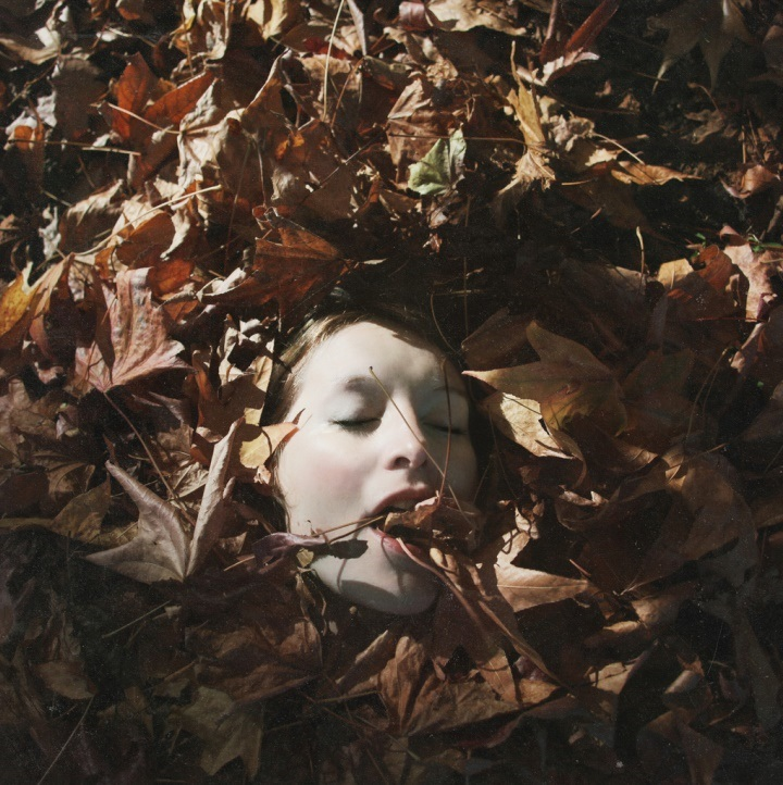 Jessica Tremp - leaves