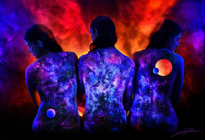 John Poppleton - Under Black Light