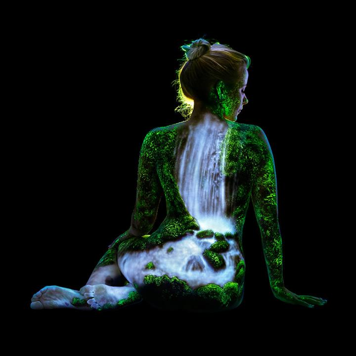 John Poppleton - waterfall