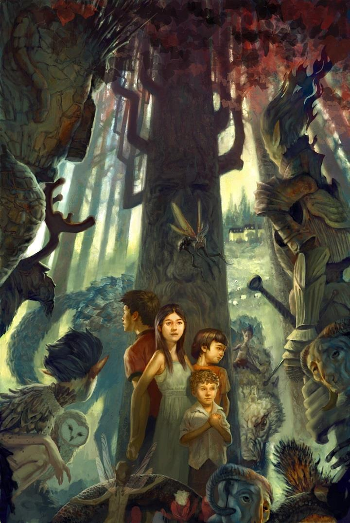 Jon Foster - under green hill
