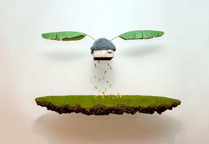 Wall Sculptures by Jorge Mayet