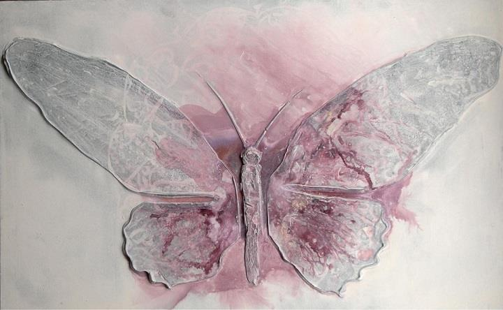 Justin Gaffrey - pale butterfly