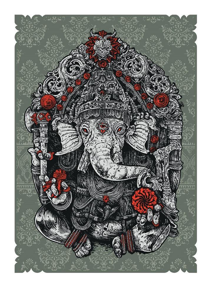 Justin Kamerer - elephant