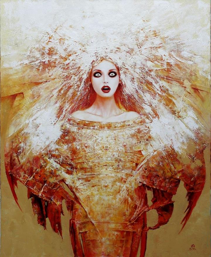 Karol Bak - eyes wide open
