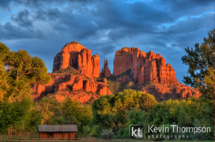 Kevin Thompson Photography - canyon