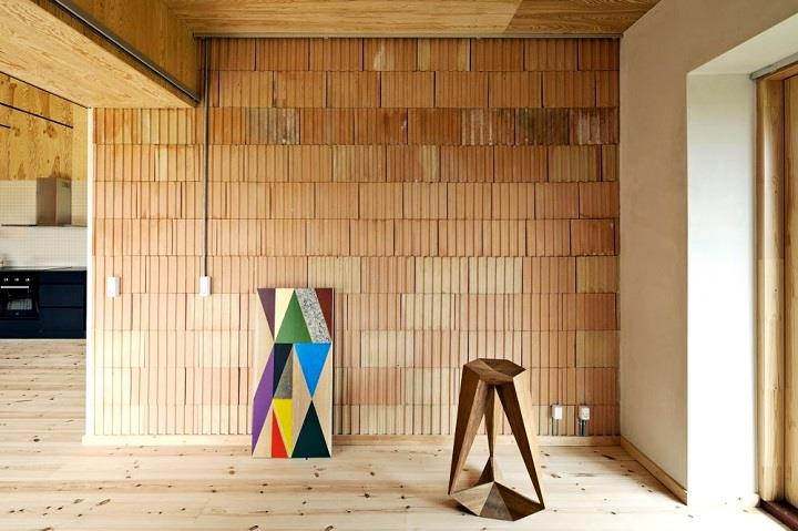LETH & GORI - brick house chair