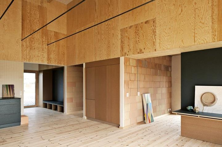 LETH & GORI - interior brick house