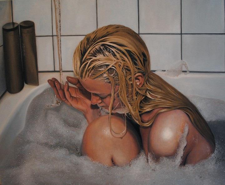 Linnea Strid - bathing