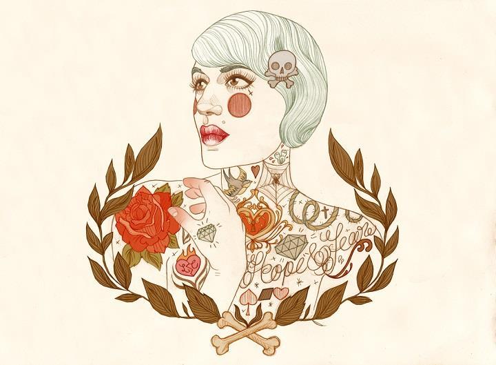 Liz Clements - art