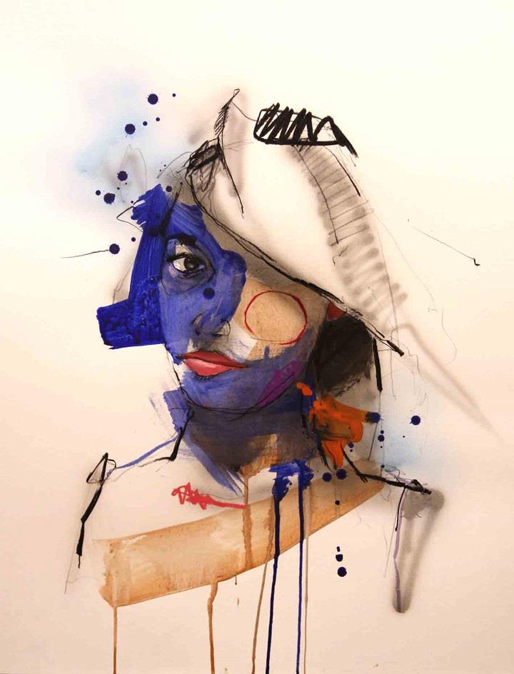 Lou Ros - portrait