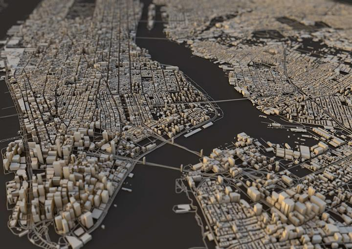 City Layouts by Luis Dilger
