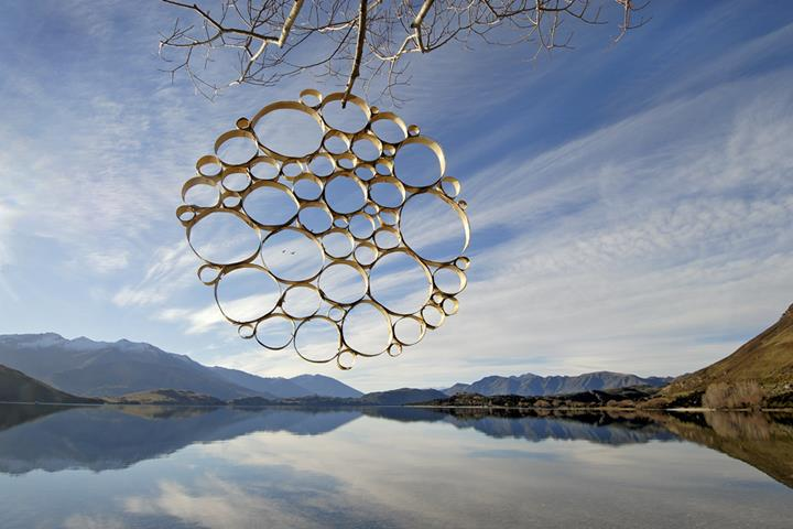 Martin Hill - Circle-Of-Circles