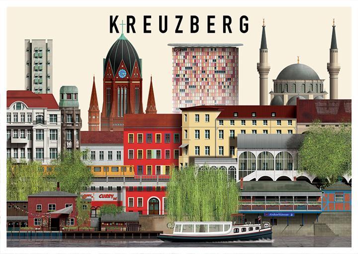 Martin Schwartz - Berlinkreuzberg