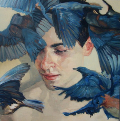 Meghan Howland's Flying Birds