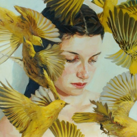 Meghan Howland Painting 6