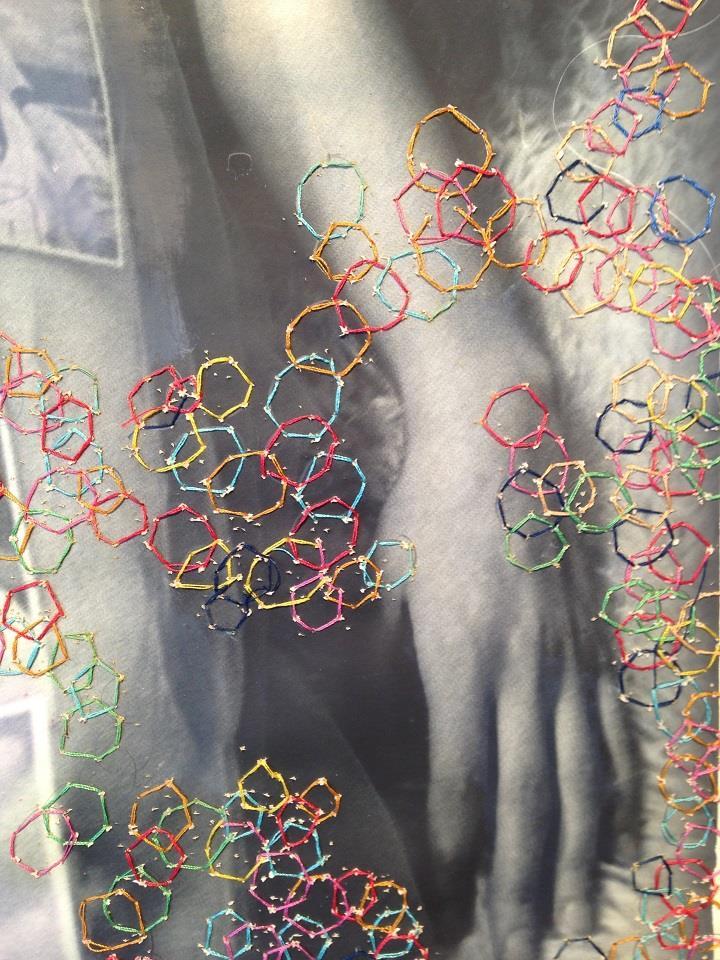 Melissa Zexter - hand detail