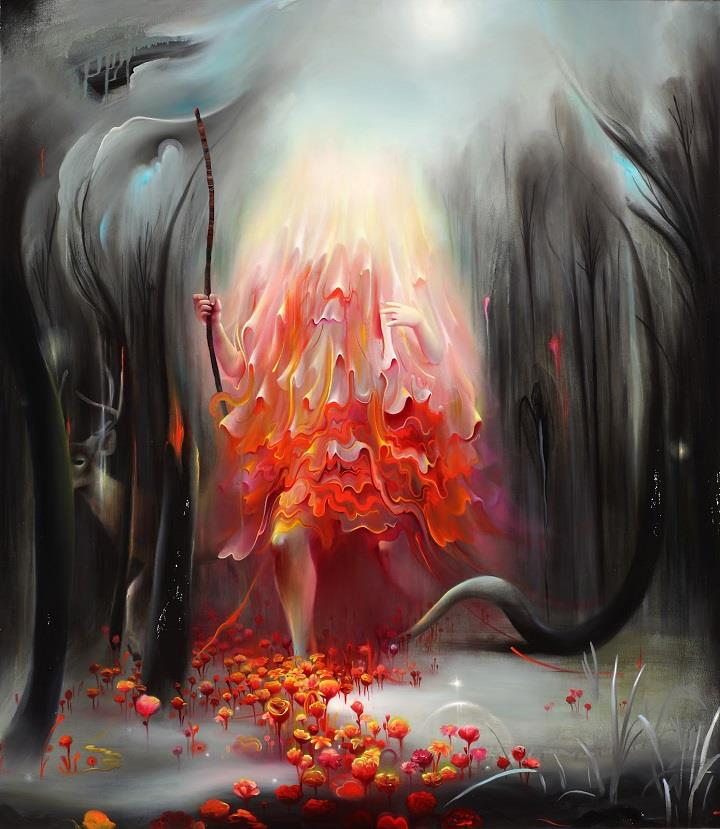 Michael Page - winter heat