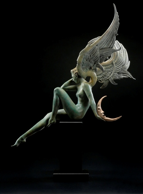 Michael Parkes - Sculpture and Painting