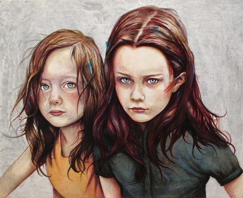 Michael Shapcott - kierra and darcy
