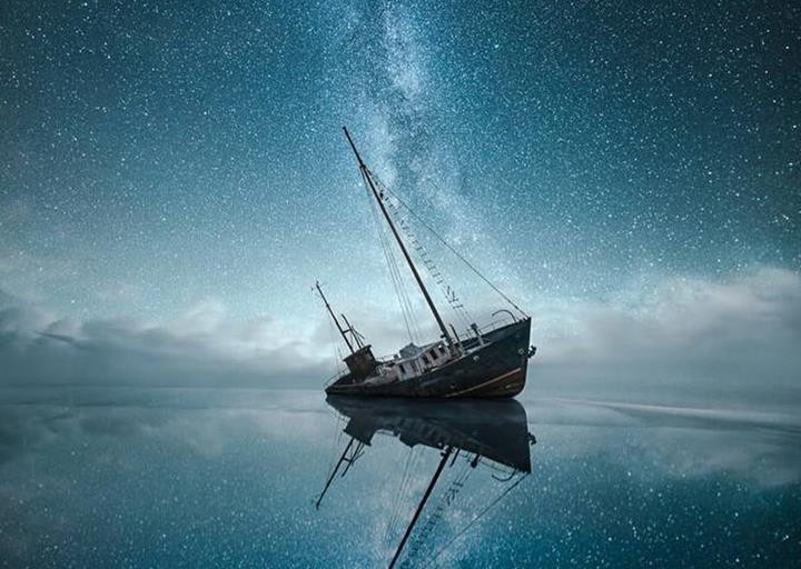 Mikko Lagerstedt - Atmospheric Photographs
