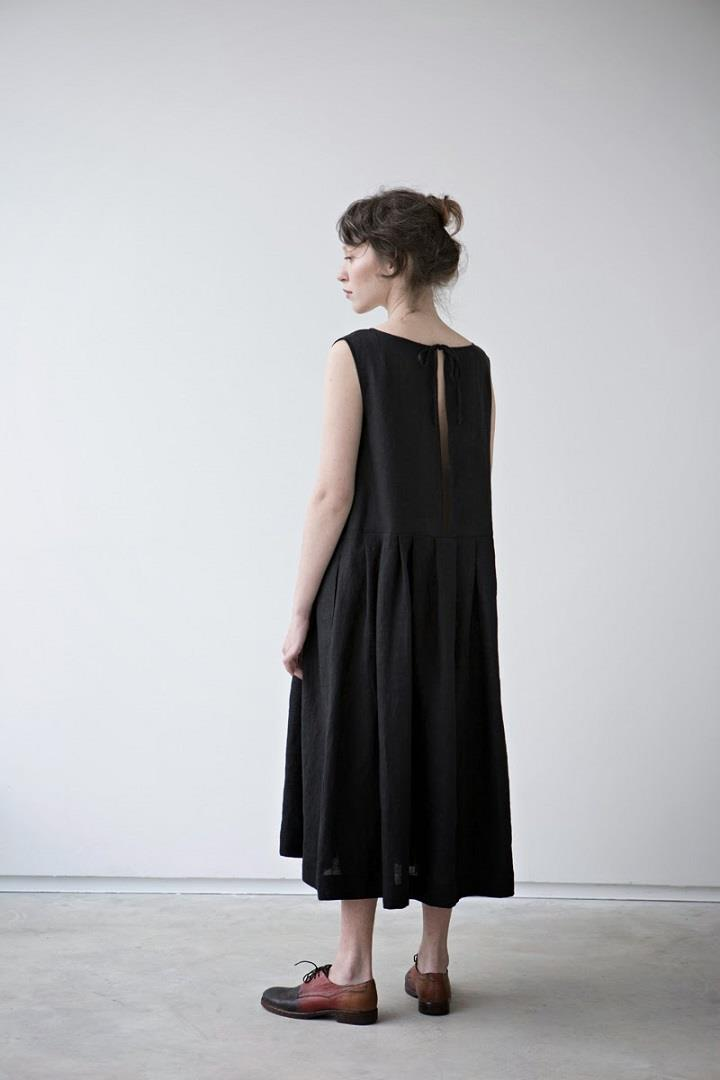 Muku - back of dress SS14