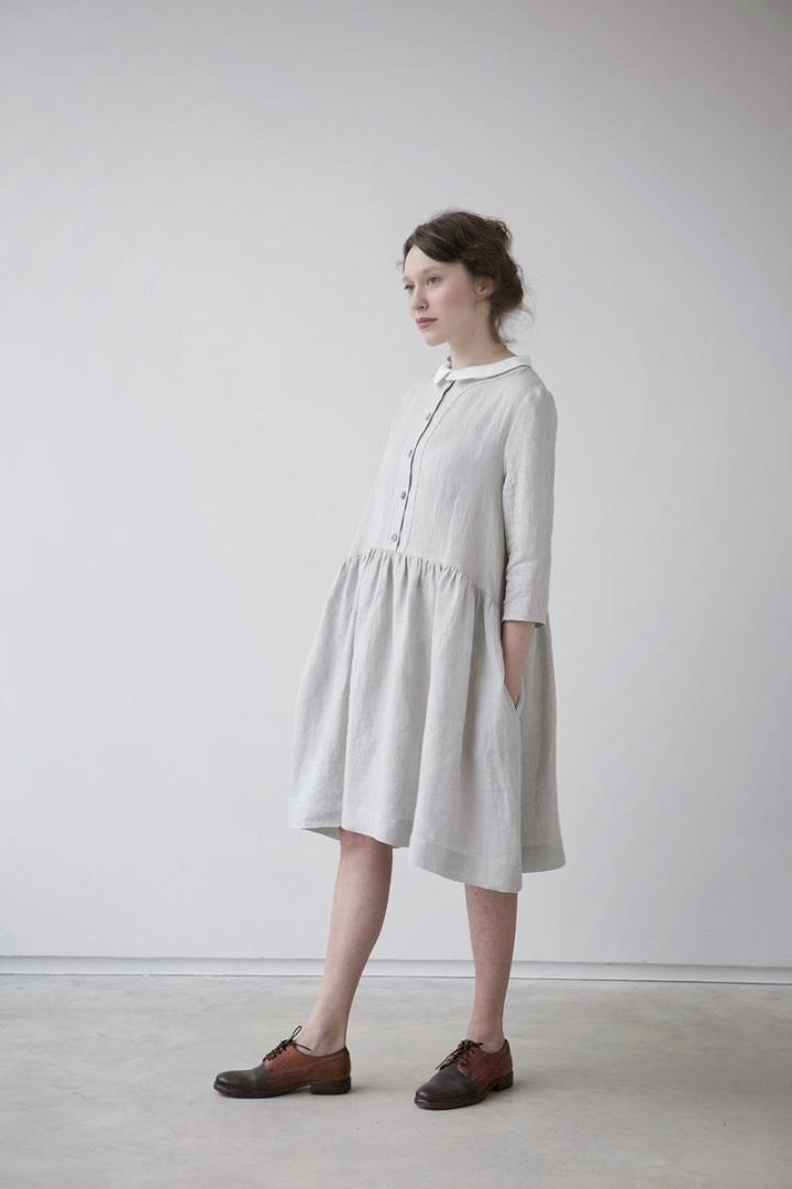 Muku - colar dress SS14