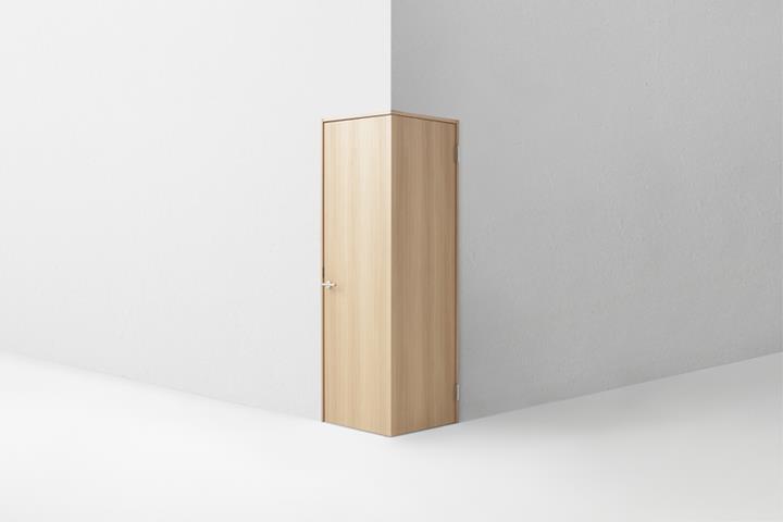 Nendo - corner door