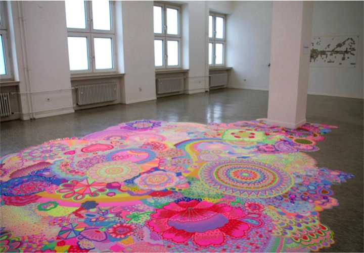 Nicole Andrijevic & Tanya Schultz - art