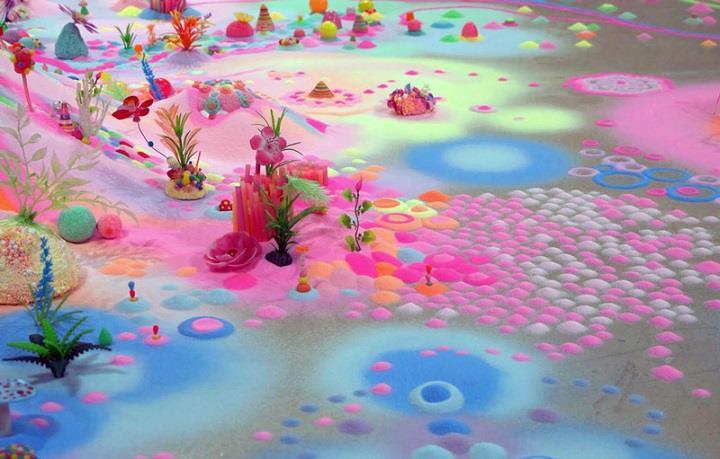 Nicole Andrijevic & Tanya Schultz - colorful