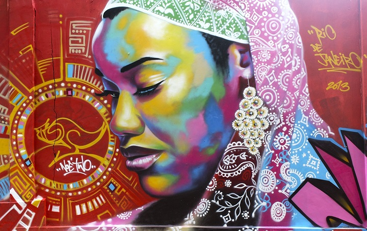 Noe Two - Graffiti Portraits