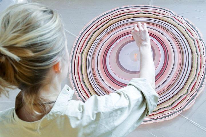 Pernille Snedker Hansen - parquet process
