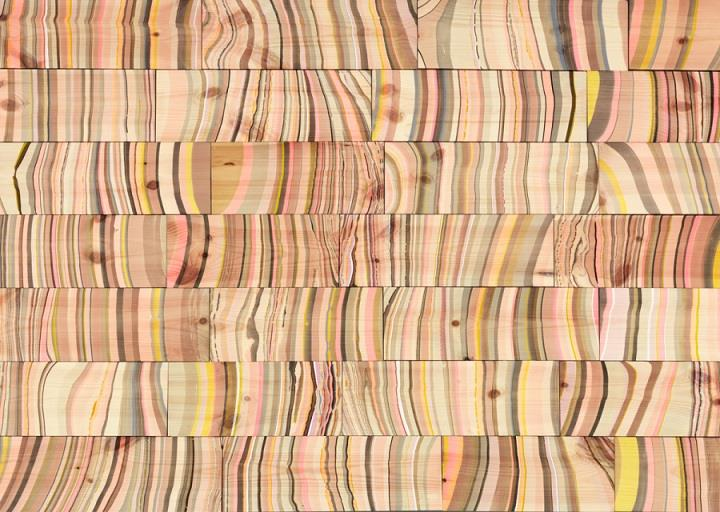 Pernille Snedker Hansen - stripe brown
