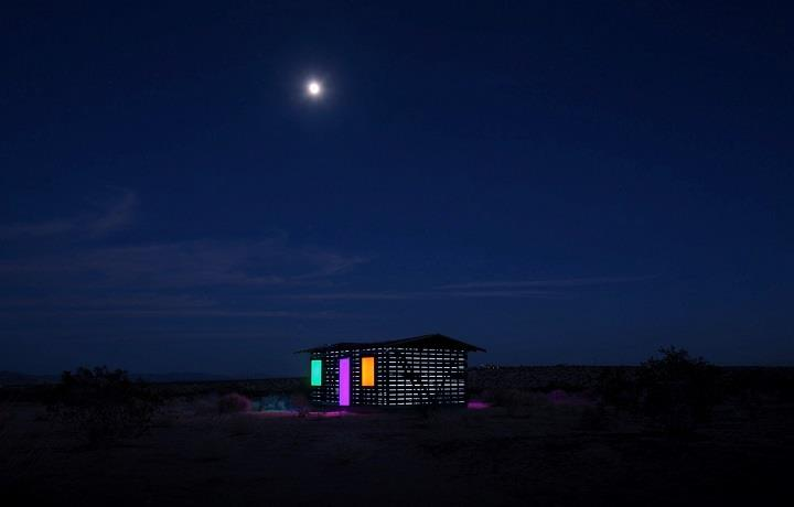 Phillip K. Smith III - night