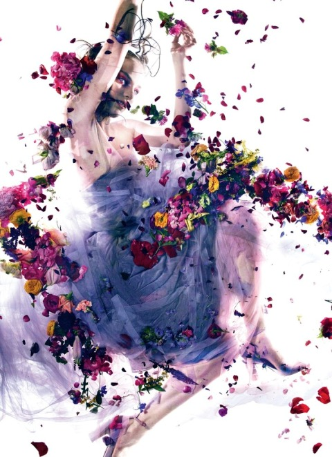 Pierre Debusschere - Holy Flowers 4