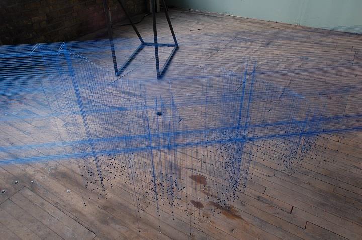 R. Justin Stewart - Installation Art