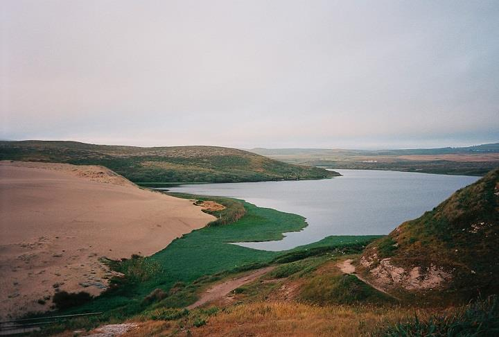 Rachel Duffy - Landscapes in Analog Photography