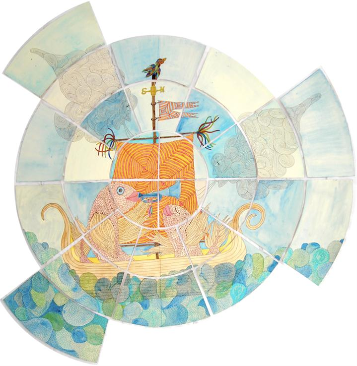 Rithika Merchant - Fish Out Of Water