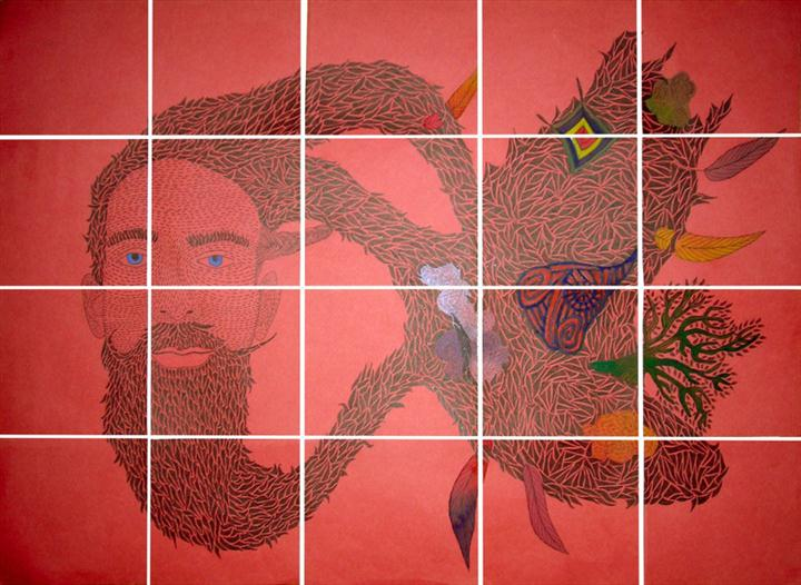 Rithika Merchant - The Beard
