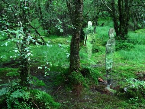 Rob Mulholland - Mirror Sculptures 1