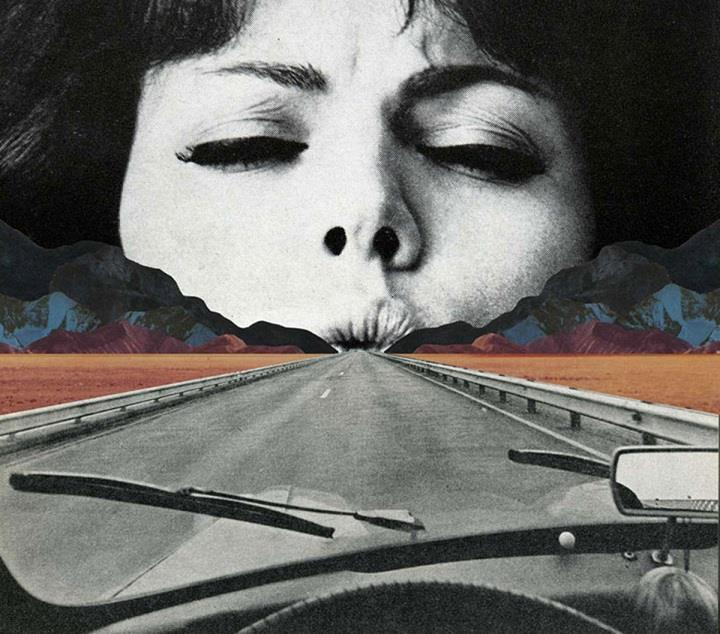 Sammy Slabbinck - Incredible Collage Art