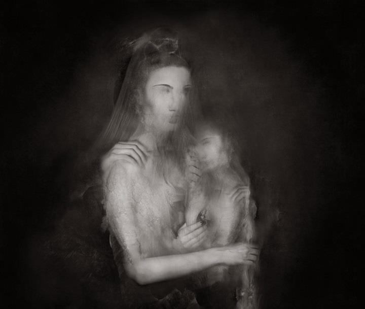 Thomas Devaux - La Femme et l Enfant