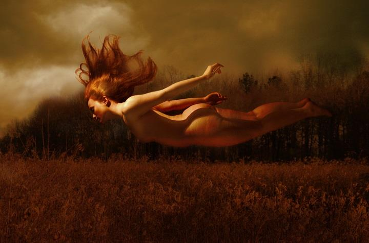Thomas Dodd - flying