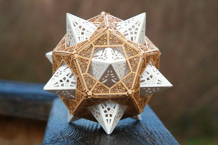 Thomas Houha - Intricate 3D Models