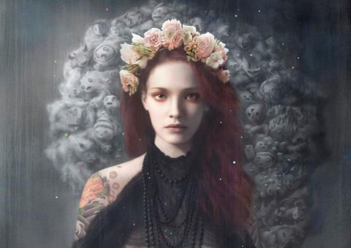 Tom Bagshaw - Haunted Visions
