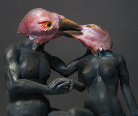 Tomas Schneider - Sculptures seen in Dreams